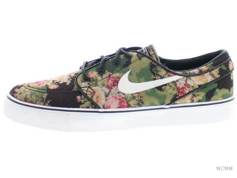 "【US9.5】NIKE SB ZOOM STEFAN JANOSKI PR ""2013"" 482972-900 multi-color/black"