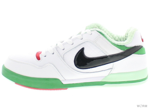 【US10】NIKE SB PAUL RODRIGUEZ 2 ZOOM AIR 315459-103 white/black