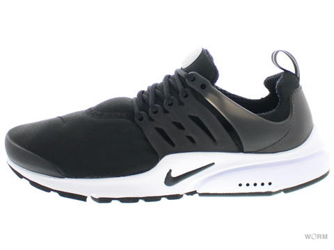 【US7】NIKE AIR PRESTO ESSENTIAL 848187-009 black/black-white