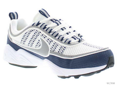 【US7.5】NIKE AIR ZOOM SPRDN 849776-103 white/silver-light midnight