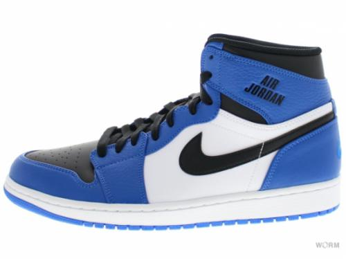 AIR JORDAN 1 RETRO HIGH 332550-400 soar/black-white