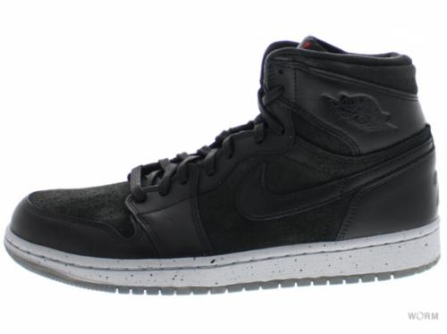 "【US8】AIR JORDAN 1 RET HI NYC ""23NY"" 715060-002 black/gym red-wolf grey"