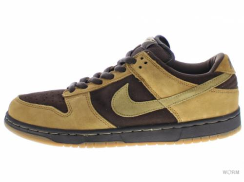 "【US10.5】NIKE SB DUNK LOW PRO SB ""2003"" 304292-221 baroque brown/hay-maple"