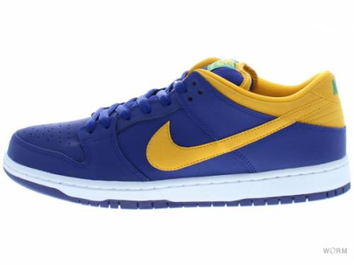 NIKE SB DUNK LOW PRO SB 304292-473 deep royal blue/mds gld-pn grn