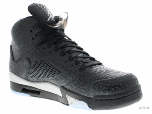 AIR JORDAN 3LAB5 599581-003 black/black-metallic silver