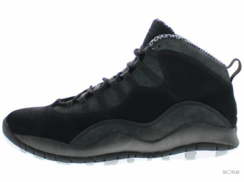 "AIR JORDAN RETRO 10 ""STEALTH"" 310805-003 black/white-stealth"