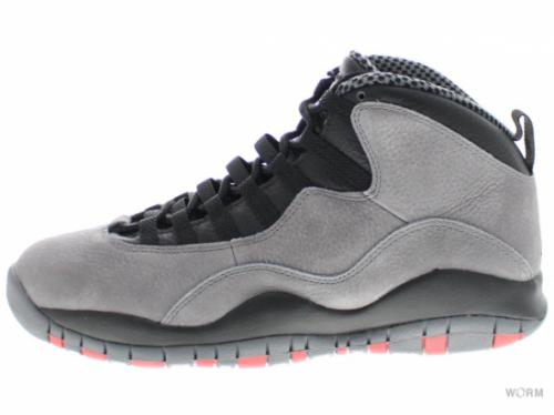 "AIR JORDAN RETRO 10 ""COOL GREY"" 310805-023 cool grey/infrared-black"