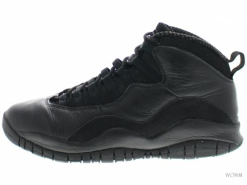 "AIR JORDAN 10 RETRO ""2005"" 310805-010 black/white"