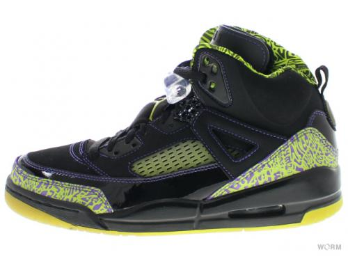 JORDAN SPIZ'IKE 315371-031 black/citron-pure purple-white