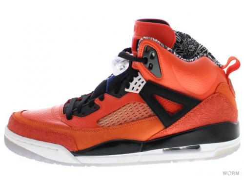 JORDAN SPIZIKE 315371-805 orange flash/bl rbbn-blck-wht