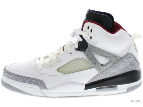 JORDAN SPIZ'IKE 315371-101 white/cement grey-vrsty rd-blk