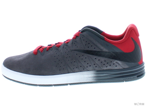 【US8】NIKE SB PAUL RODRIGUEZ CTD SB 654863-006 anthracite/black-gym red