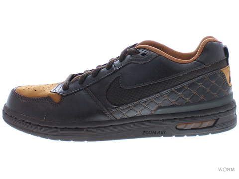 【US9.5】NIKE SB PAUL RODRIGUEZ ZOOM AIR LOW 310802-201 baroque brown/black
