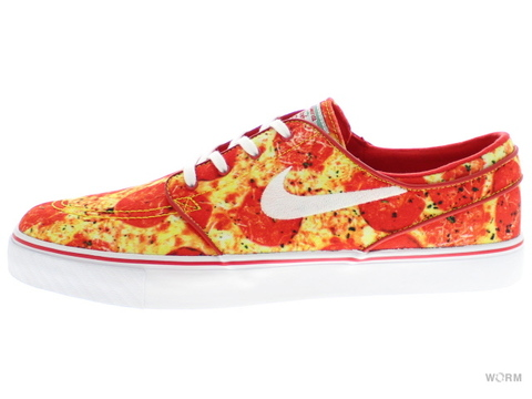 NIKE SB ZOOM STEFAN JANOSKI QS 845711-619 univ red/white-multi-color