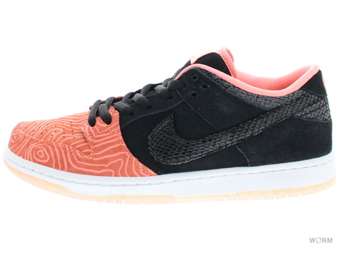 NIKE SB DUNK LOW PREMIUM SB 313170-603 atomic pink/black-white