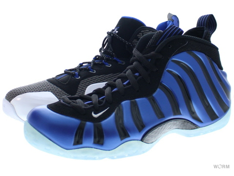 【US8】NIKE PENNY PACK QS 800180-001 black/game royal-white