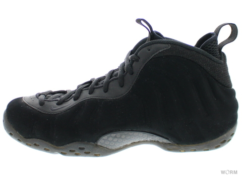 NIKE AIR FOAMPOSITE ONE PRM 575420-006 black/anthracite