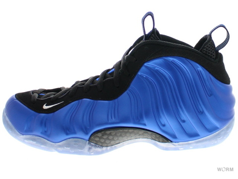 【US6】NIKE AIR FOAMPOSITE ONE XX 895320-500 dk neon royal/white-black