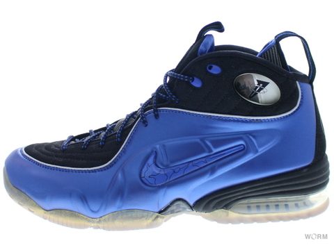【US8.5】NIKE 1/2 CENT 344646-401 varsity royal/black-mtllc slvr