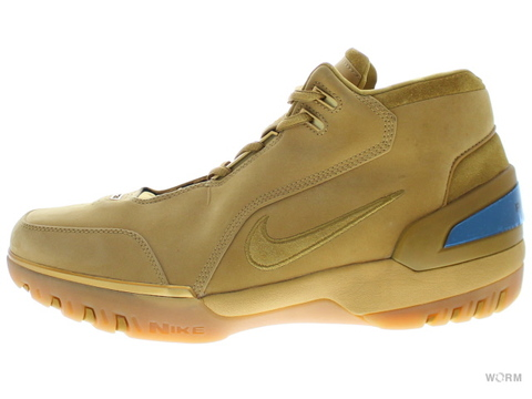 "【US12】NIKE AIR ZOOM GENERATION ""2003"" 308214-771 wheat/wheat-gold"
