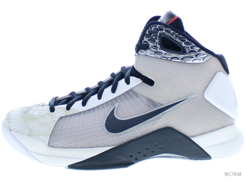 "【US8】NIKE HYPERDUNK SUPREME ""BLACK MAMBA"" 333373-142 wht/drk obsdn spr(friendlies)"