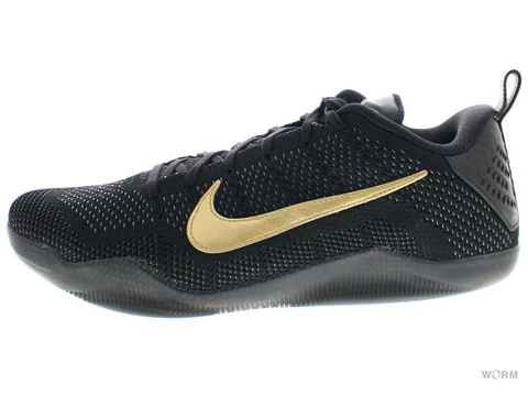 "【US11】NIKE KOBE XI ELITE LOW FTB ""FADE TO BLACK"" 869459-001 black/black"