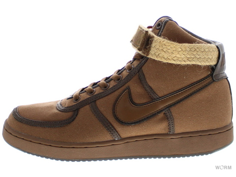 NIKE VANDAL HI CANVAS 306323-221 bison/bison-paul brown