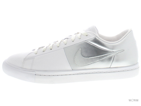 【US9.5】NIKE BLAZER LOW SP / PEDRO 718798-100 white/chrome