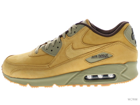 NIKE AIR MAX 90 WINTER PRM 683282-700 bronze/bronze-baroque brown