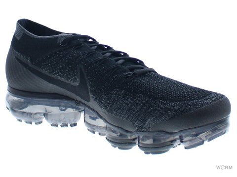 【US10.5】NIKE AIR VAPORMAX FLYKNIT 849558-007 black/anthracite-