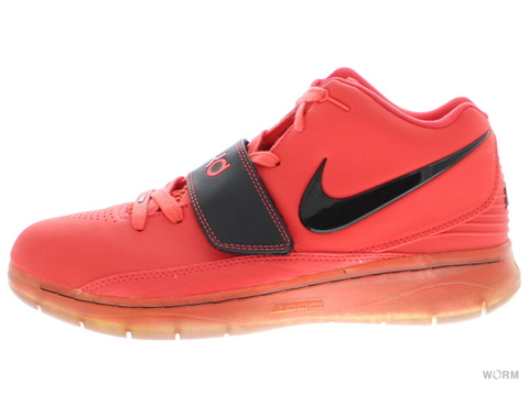 【US9.5】NIKE KD II 386423-600 daring red/black-white