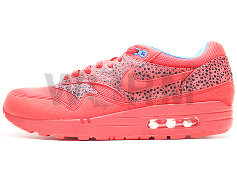 【29cm】NIKE WMNS AIR MAX 1 319986-661 chllng red/chllng rd-bl spphr