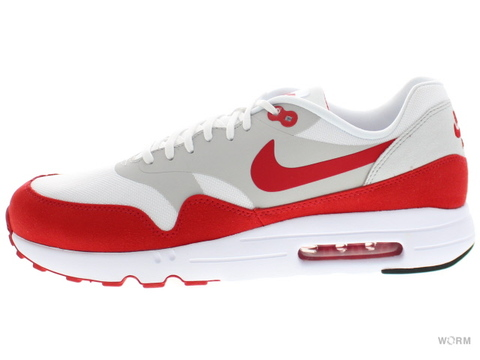 NIKE AIR MAX 1 ULTRA 2.0 LE 908091-100 white/university red