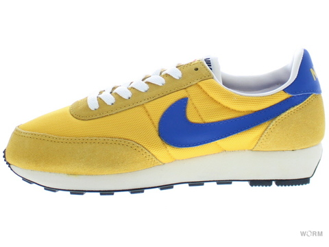 "【US8.5】NIKE LDV ""1999"" 102079-741 medium yellow/royal blue"