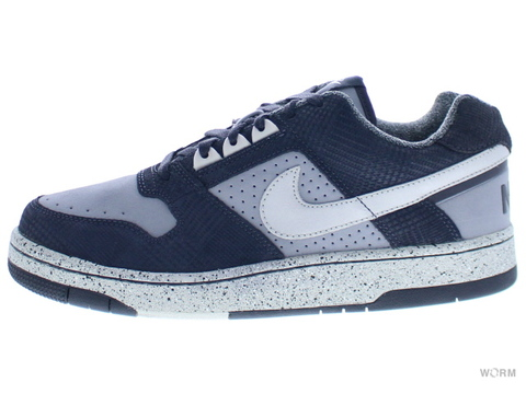 【US10】NIKE DELTA FORCE A LOW 314167-001 stealth/neutral grey-mtr grey