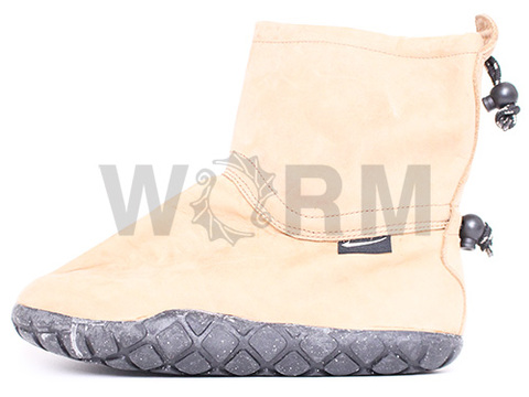 "【US7】NIKE AIR CHUKKA MOC ""1995"" 175068-221 rocky tan/light sand-black"
