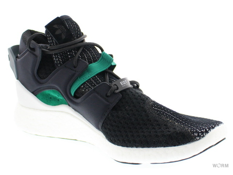 【US10.5】adidas EQT 2/3 F15 OG aq5097 black/green/white