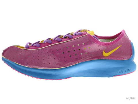 【US9】NIKE AIR SUPER FLY B 302348-671 bright rose/zest-orion blue