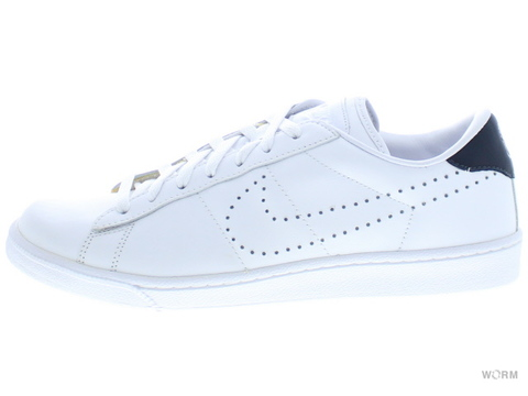 【US10】NIKE AIR ZOOM TENNIS CLASSIC TZ 372384-111 white/white-dark obsidian