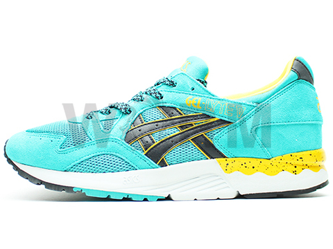 【US9.5】ASICS GEL-LYTE V th505-7890 green/black