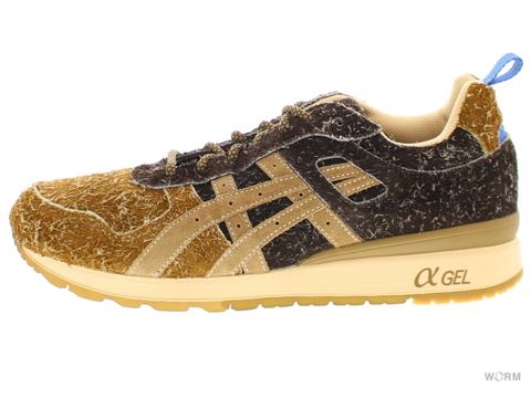 【US11】ASICS GT-II tqk6k3-6164 brown/beige