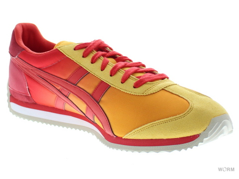 【US10】Onitsuka Tiger CALIFORNIA 78 th3y3n-0423 yellow/red