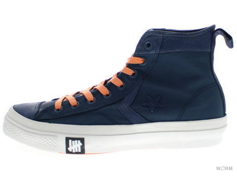 【US10】CONVERSE STAR PLAYER FS 3 HI 124131 denim