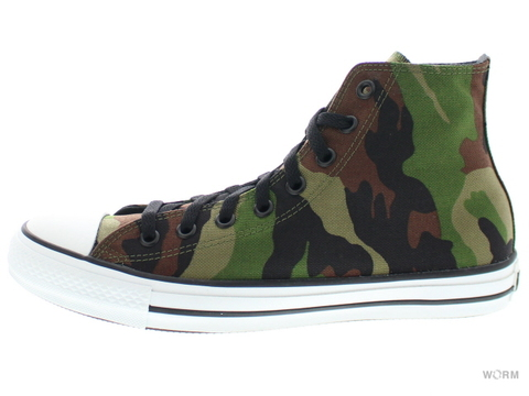【US9】CONVERSE ALL STAR CDR HI 1c130 camo