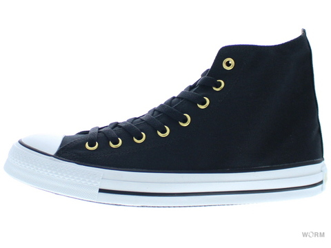 【US9】CONVERSE GOLDMARK HI 1r734 black