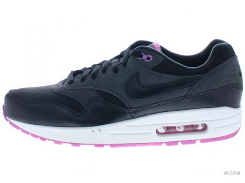 NIKE WMNS AIR MAX ESSENTIAL 599820-005 anthracite/black-red violet