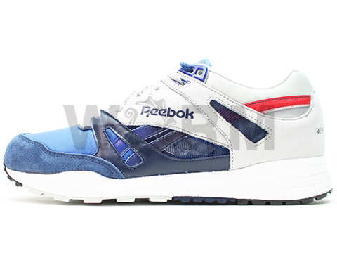 "Reebok VENTILATOR AFFILIATES ""mita sneekers x WHIZ"" v63495 coll nvy/gry/coll ryl/red"
