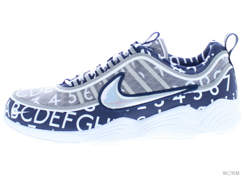 "【US9.5】NIKE AIR ZOOM SPIRIDON '16 GPX ""ROUNDEL"" 904336-400 binary blue/multi-color"