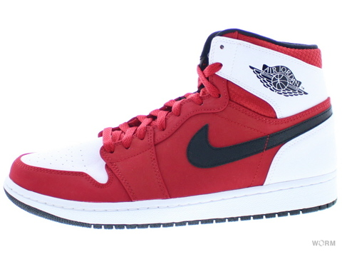 【US9.5】AIR JORDAN 1 RETRO HIGH 332550-601 gym red/black-white