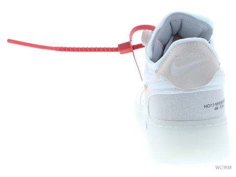 【US9.5】THE 10:NIKE AIR FORCE 1 LOW